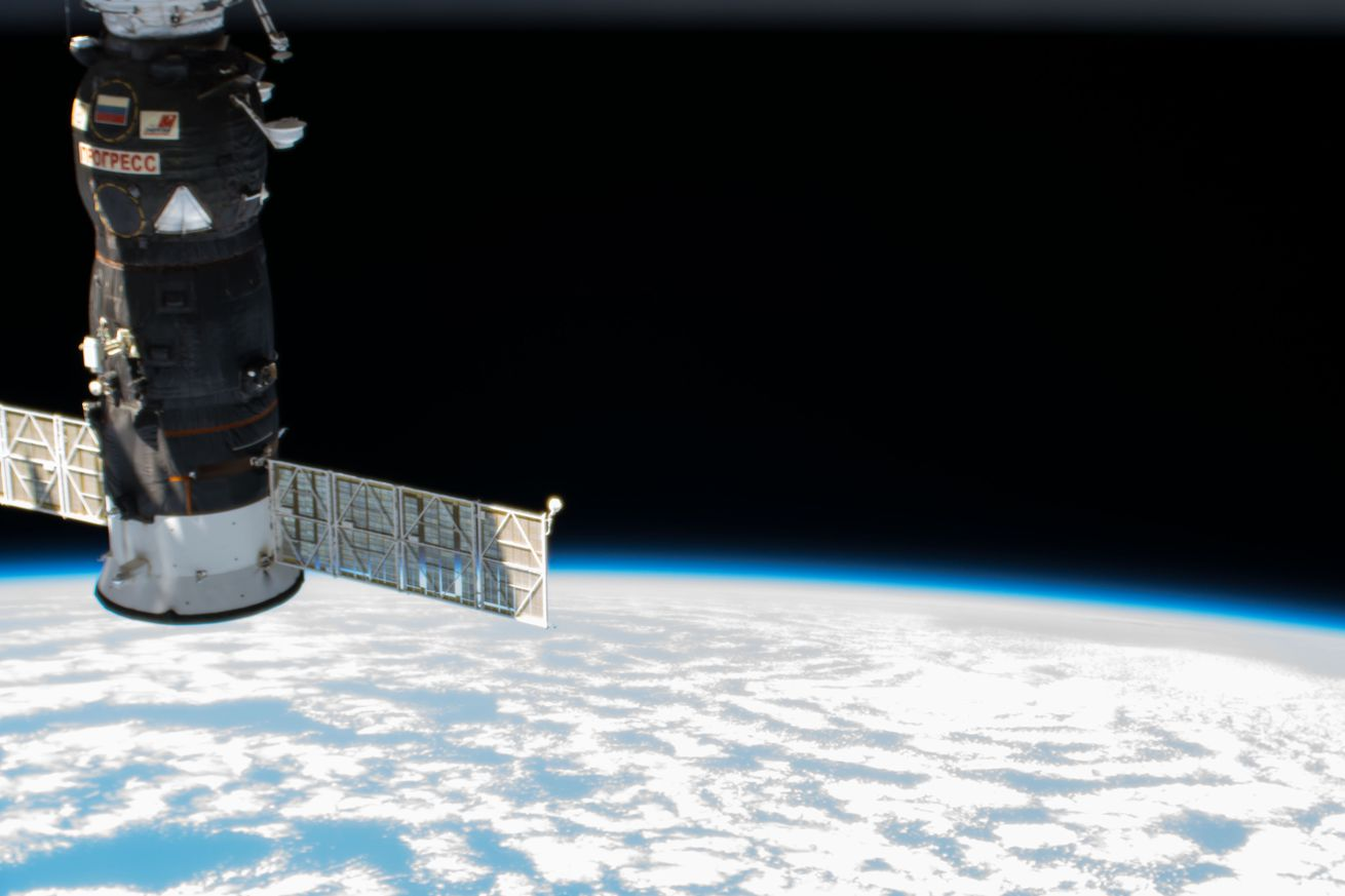 a russian cargo ship will try to break the record for fastest trip to the space station
