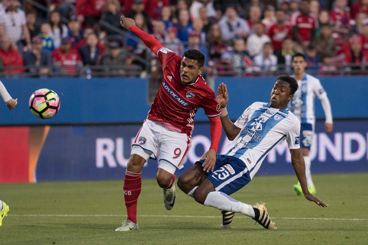 MLS: Pachuca at FC Dallas