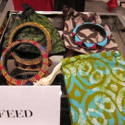 FEED jewelry and accessories