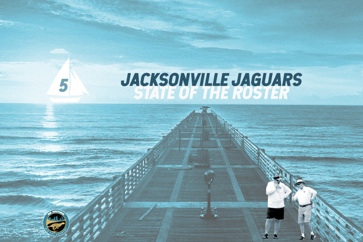 467d0c7aae2 The Jaguars are at a crucial roster crossroads ahead of the NFL ...