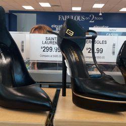 Saint Laurent heels for $299.99 (orig. $685)