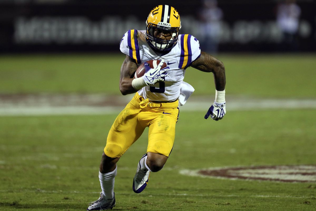 5d894eae NFL Draft stock report: LSU's Odell Beckham looking like 1st rounder ...