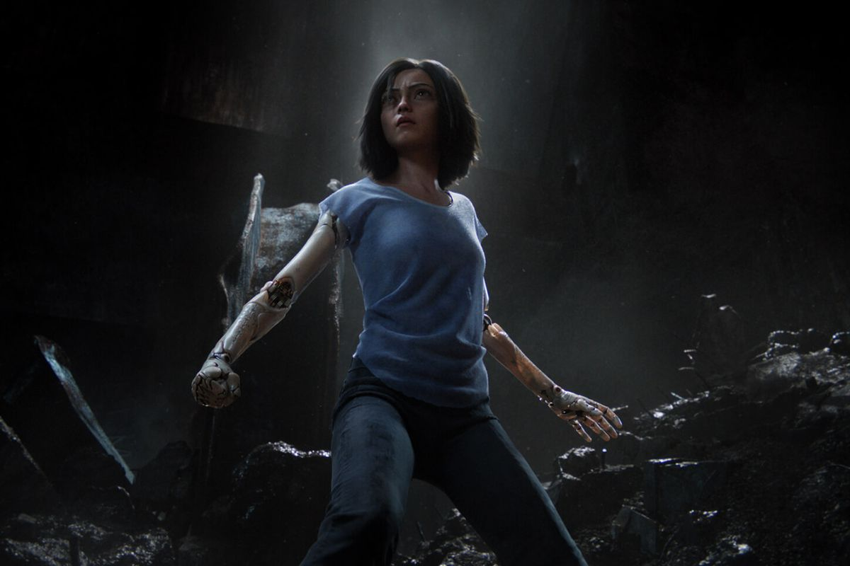 Alita: Battle Angel is a worldbuilding triumph and a narrative