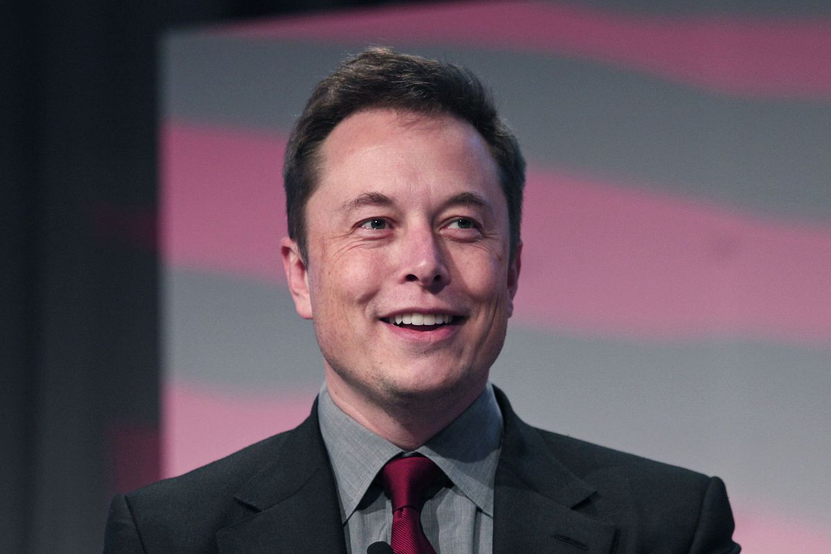Tesla motors ceo elon musk battery to power home is only 6 - Bill Pugliano Getty Images