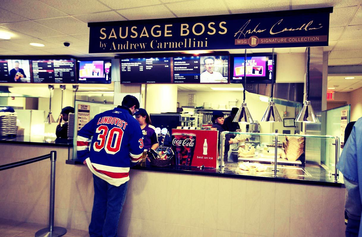 What To Eat At Madison Square Garden