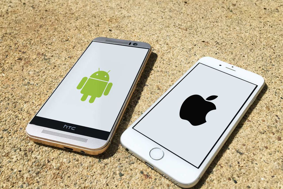 how to change from ios to android