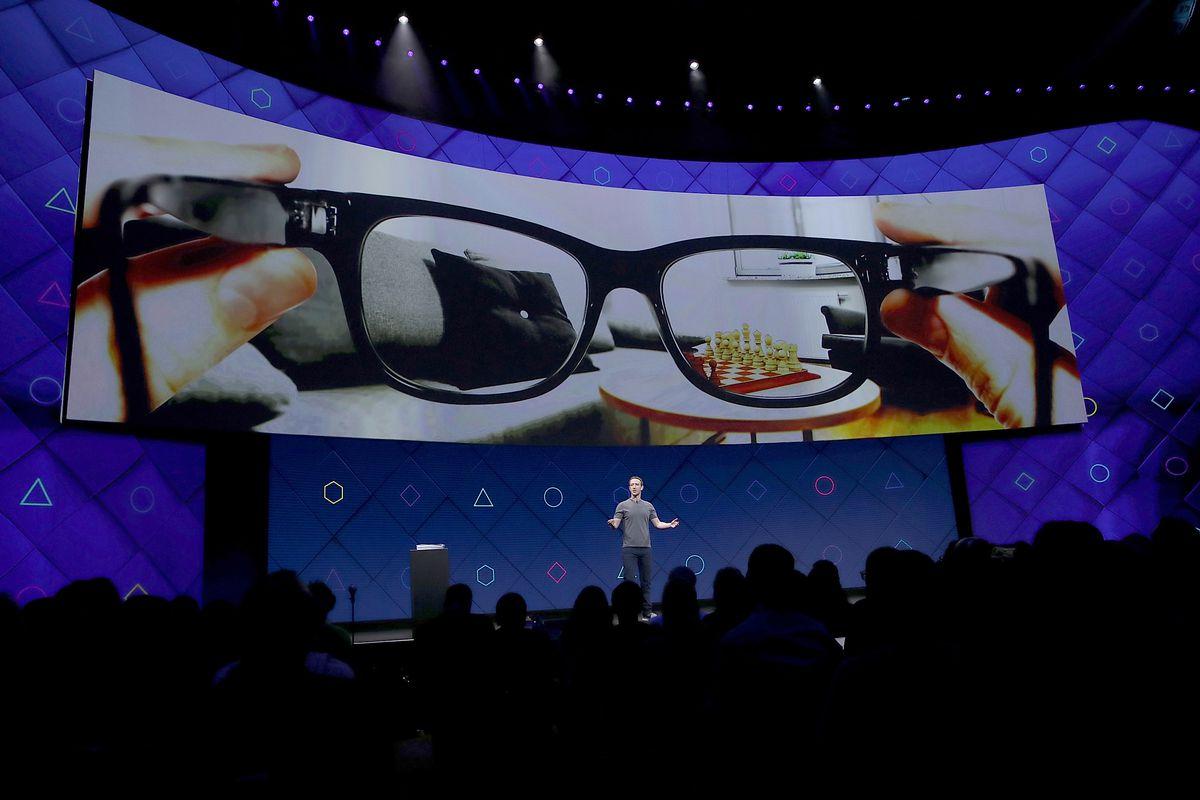 Mark Zuckerberg Delivers Keynote Address At Facebook F8 Conference