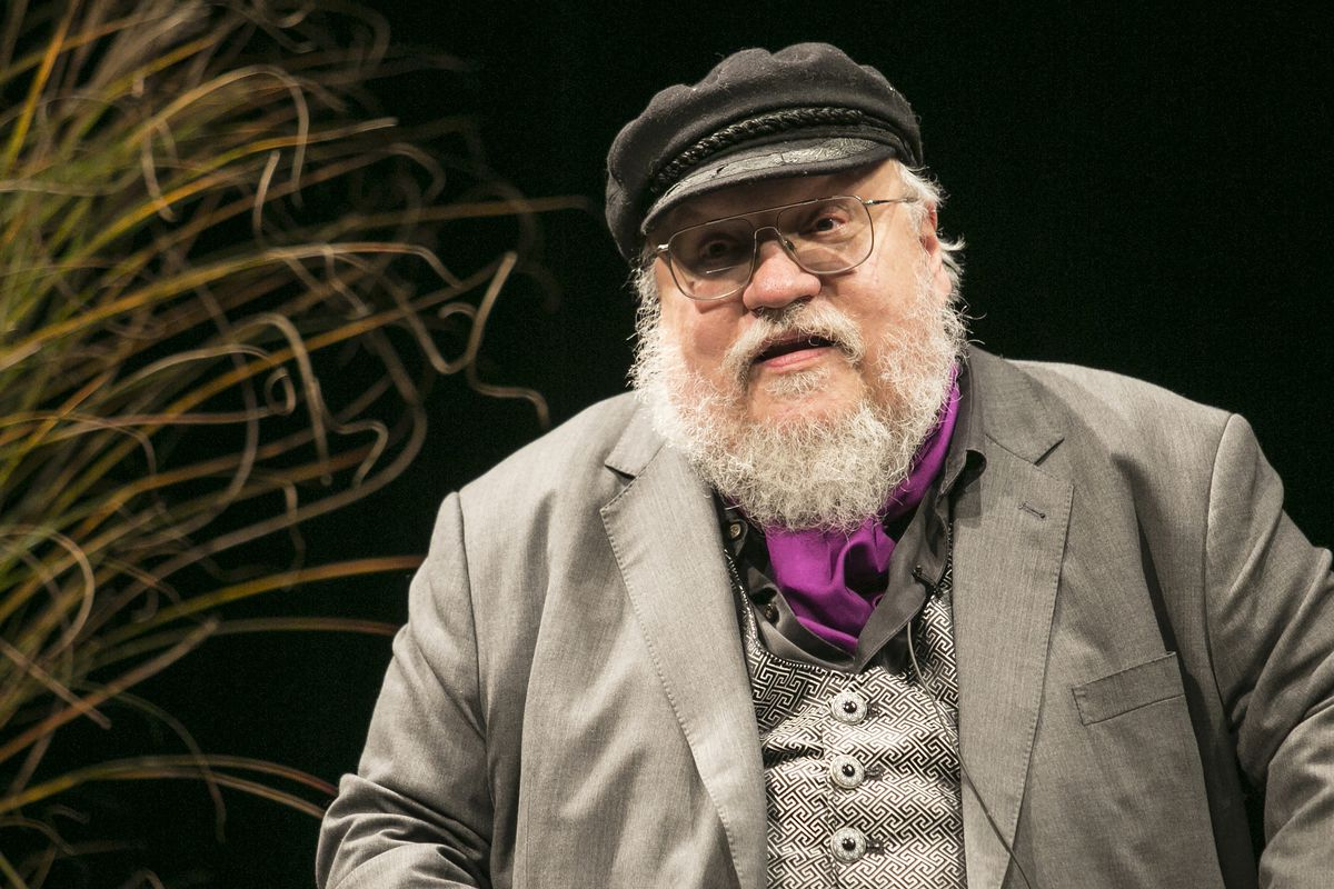 'Game of Thrones' books won't be exactly like HBO series, author George R.R. Martin says
