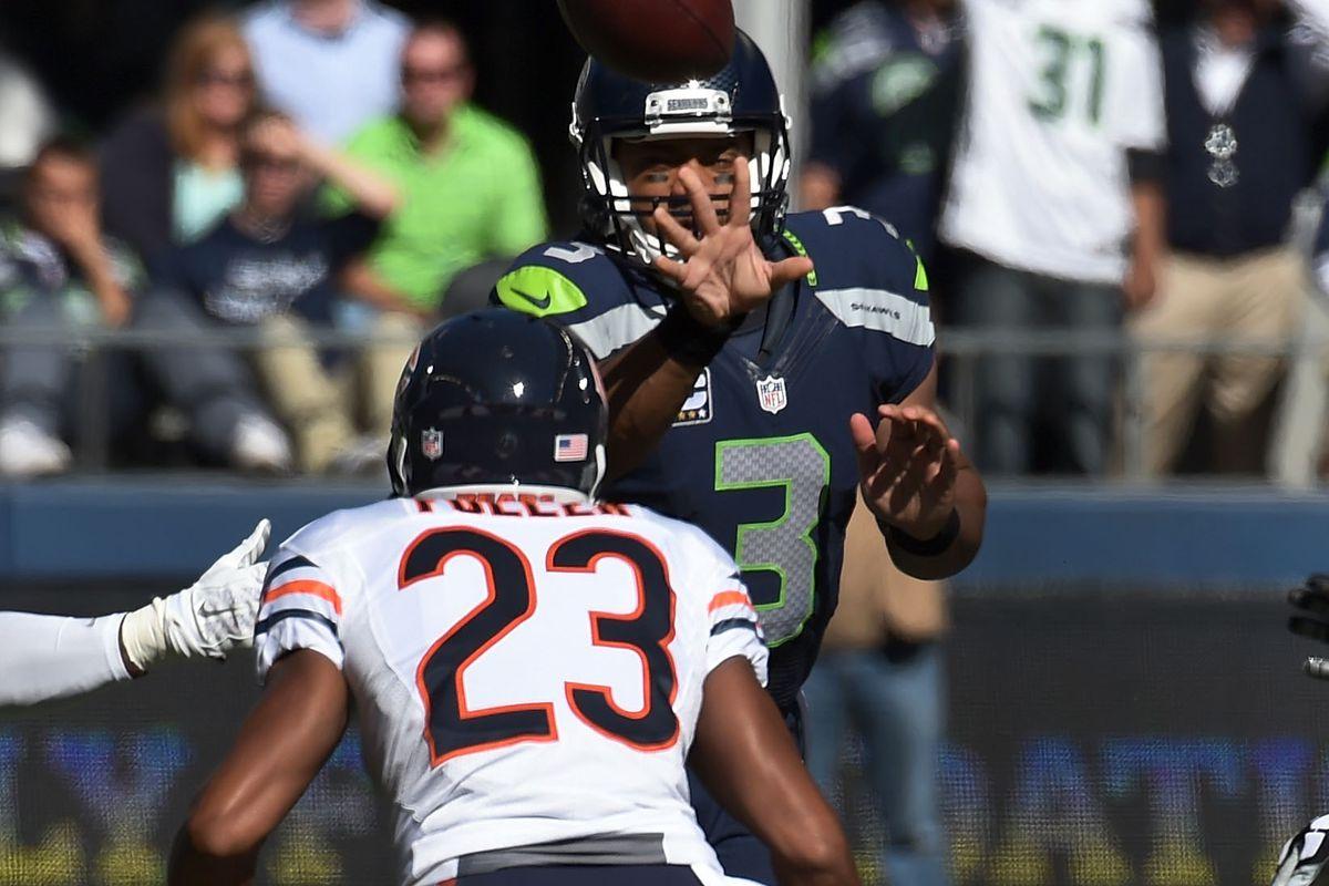 Chicago Bears v Seattle Seahawks