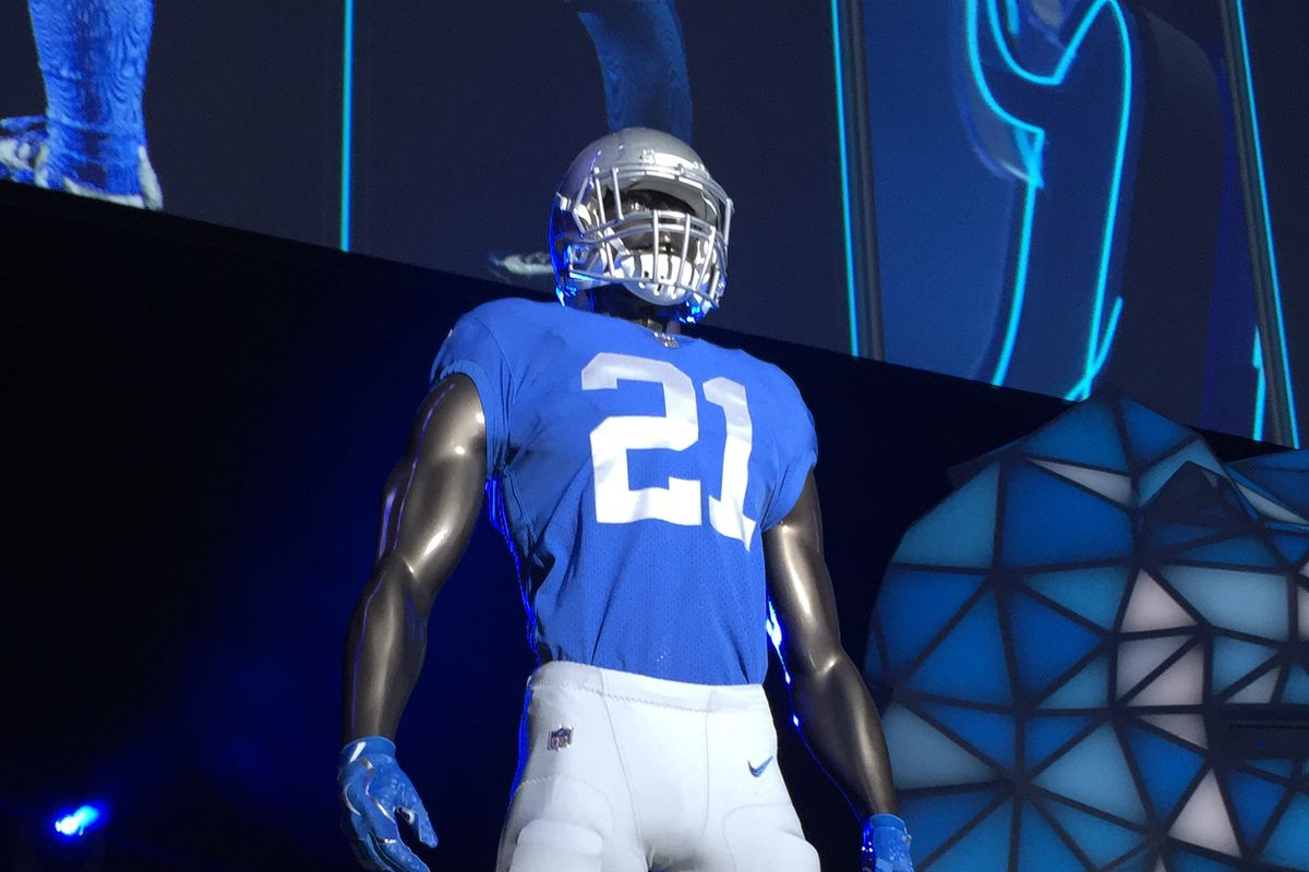 71869c72ad6 Detroit Lions uniform reveal results in record-breaking pageviews for team.  New ...