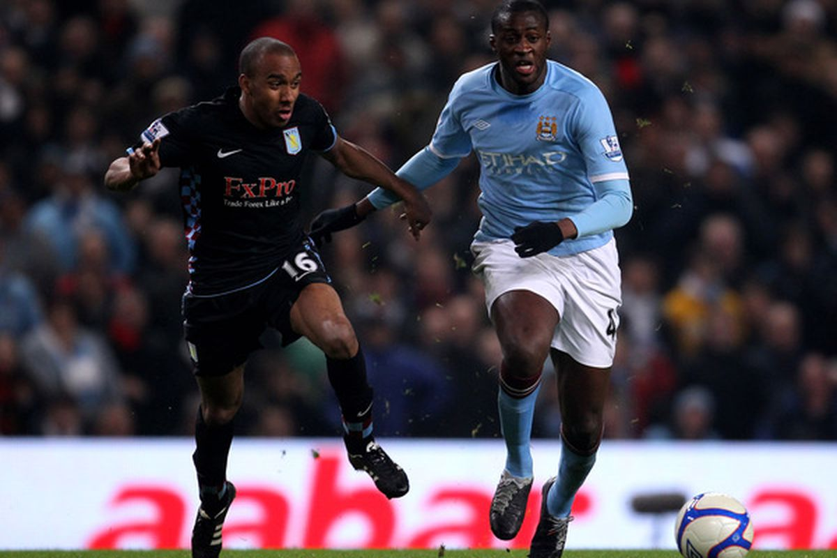 A possibly revitalized Fabian Delph may change everyone's plans.