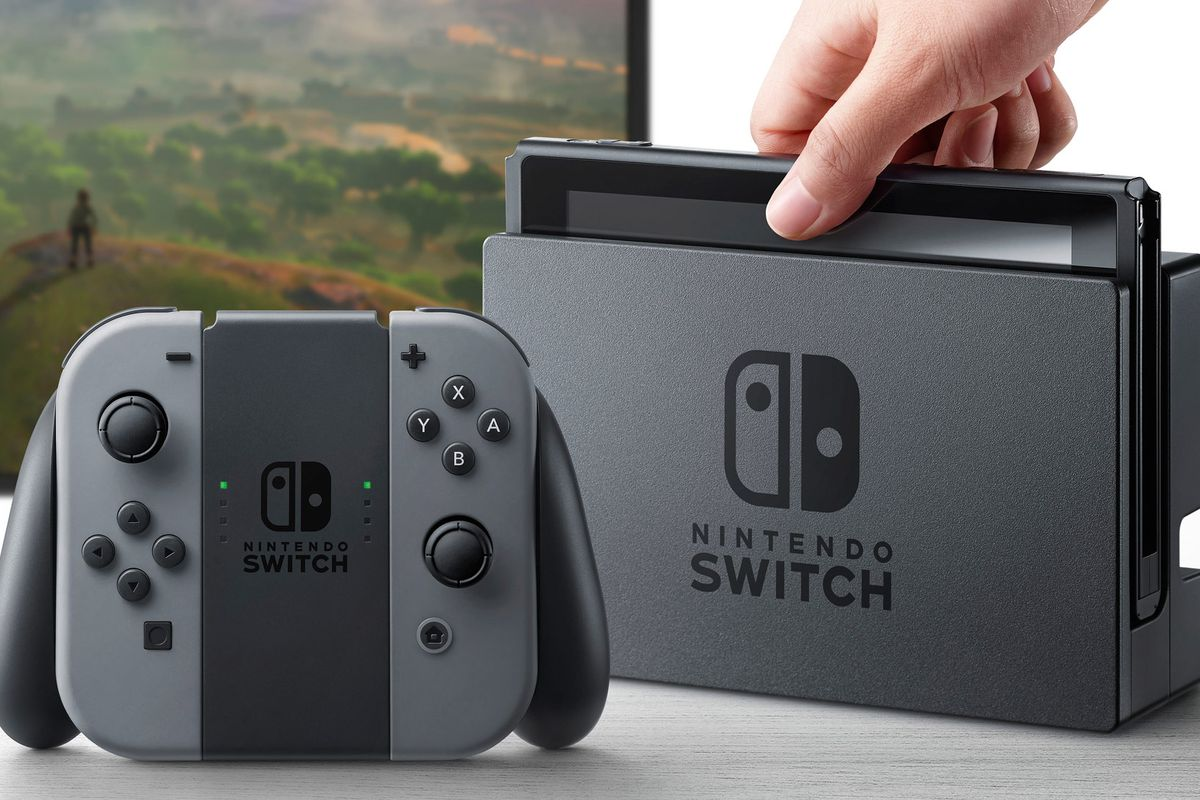 Nintendo Swings to Profit on Switch Console Strength