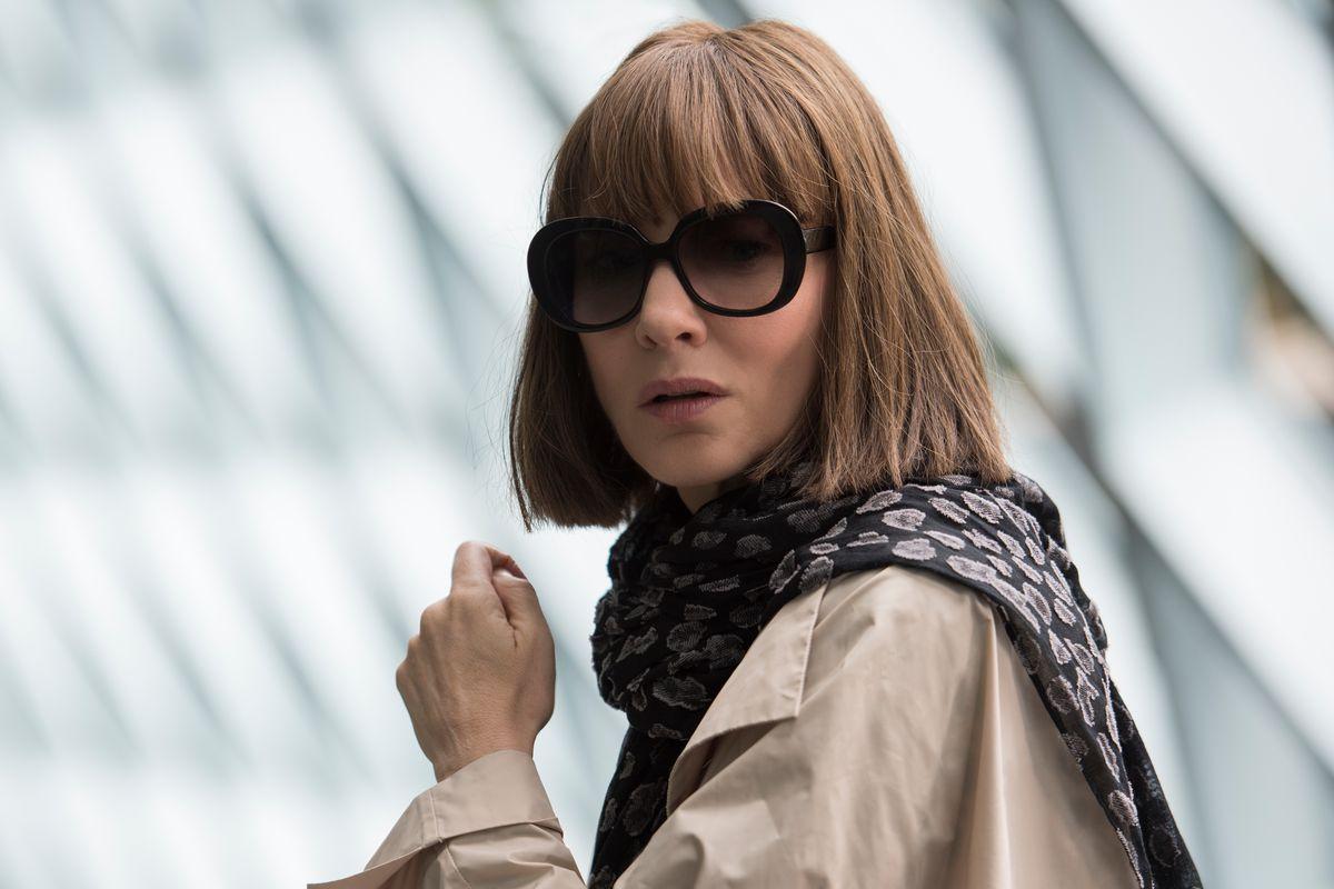 Cate Blanchett in Where'd You Go, Bernadette.