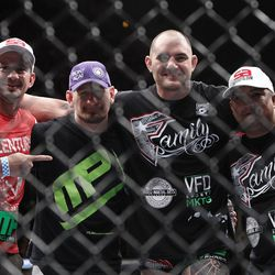 UFC 145 Photos