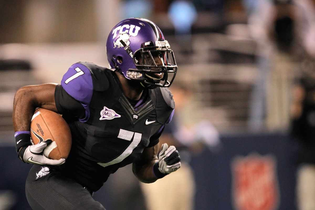 Greg McCoy (7th round pick by Chicago) joins three other Horned Frog alums in the NFL this season.