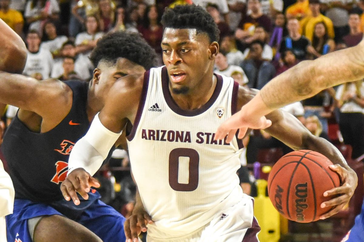asu basketball: dort takes over, sun devils scrape by csf in double