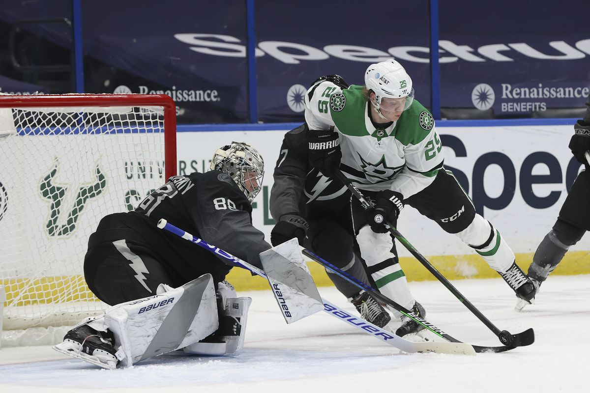 NHL: FEB 27 Stars at Lightning