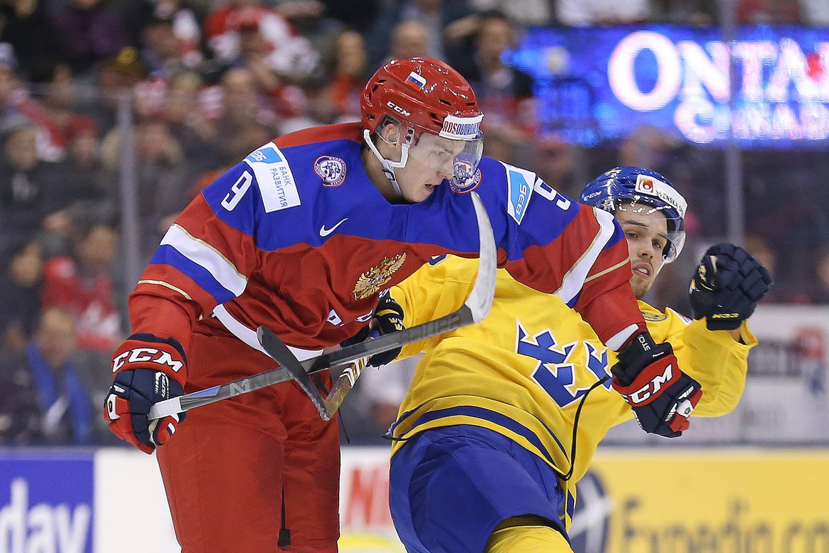 Vladislav Kamenev will be the Predators lone representative in the World Junior Championships.