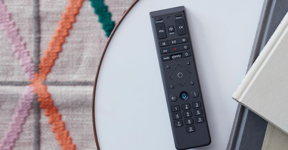 Comcasts Redesigned X1 Voice Remote Can Locate Your Cellphone The