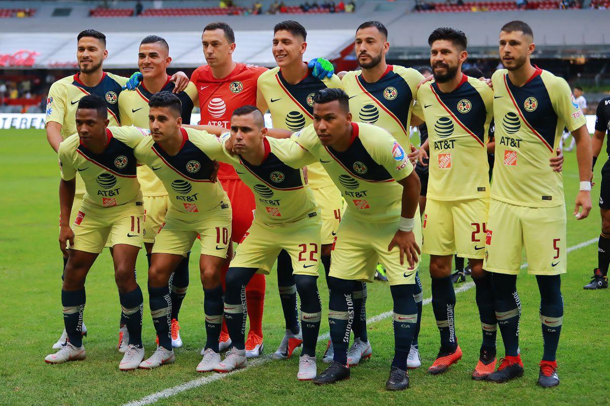 America v Pumas UNAM - Torneo Apertura 2018 Liga MX