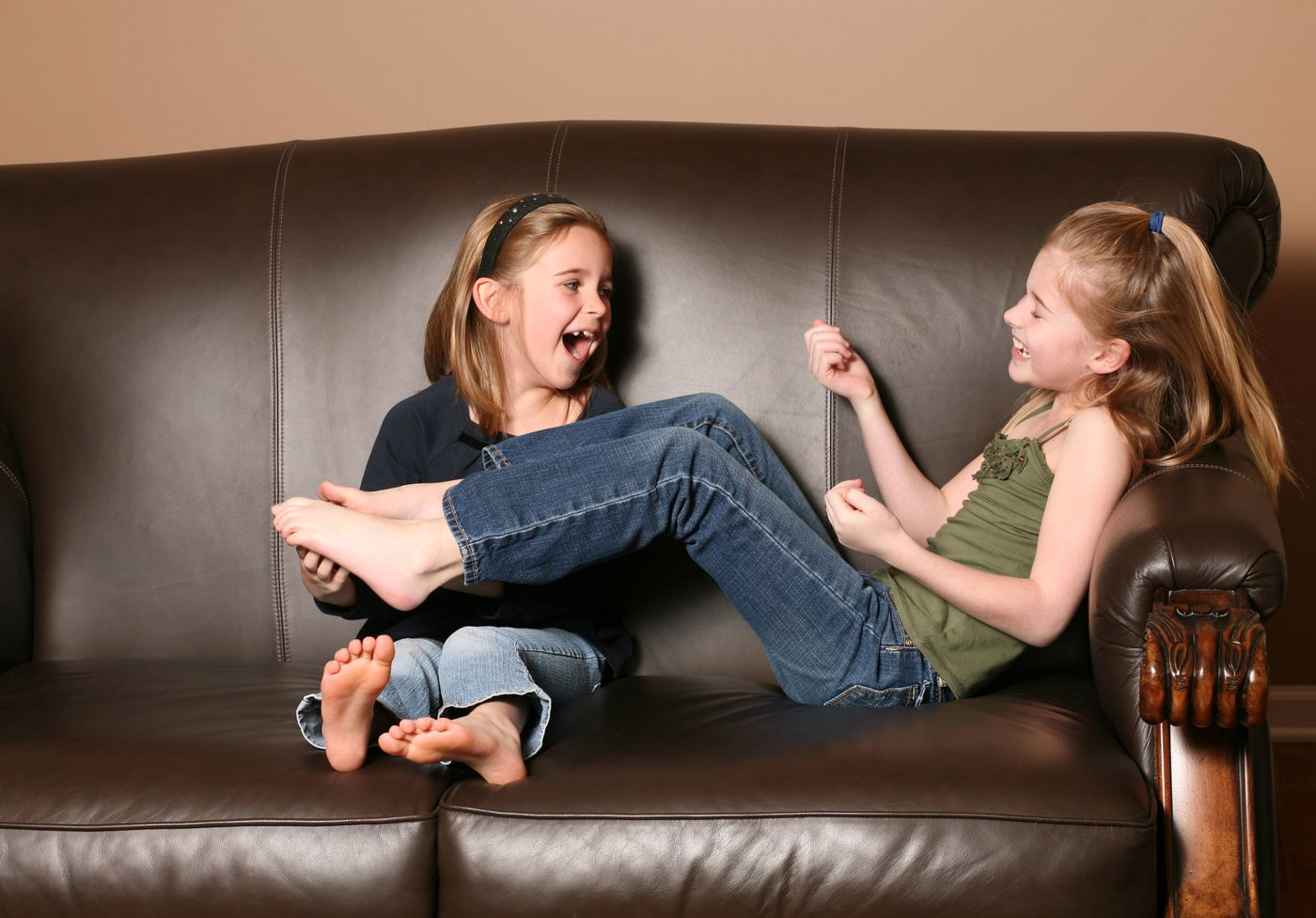 Why are we ticklish? Here's what we know about our silliest