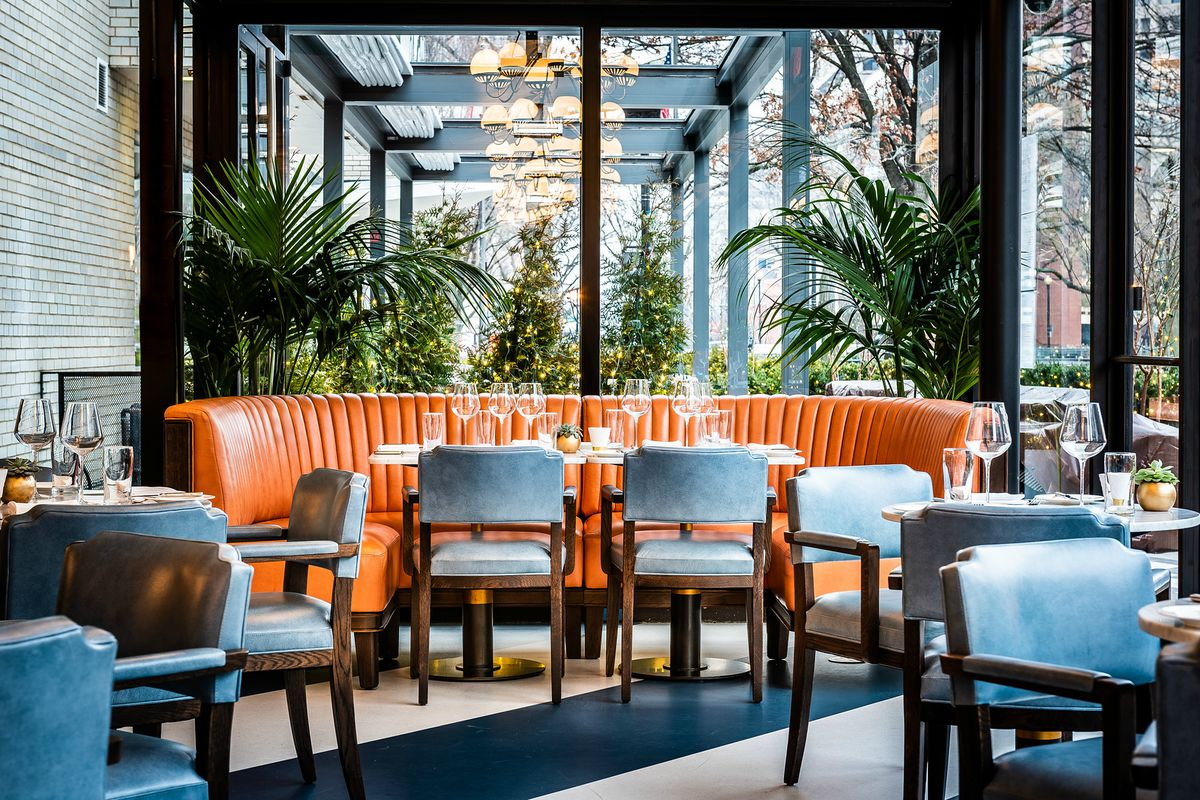 Revamped Dupont Circle Hotel Unveils A Global Restaurant