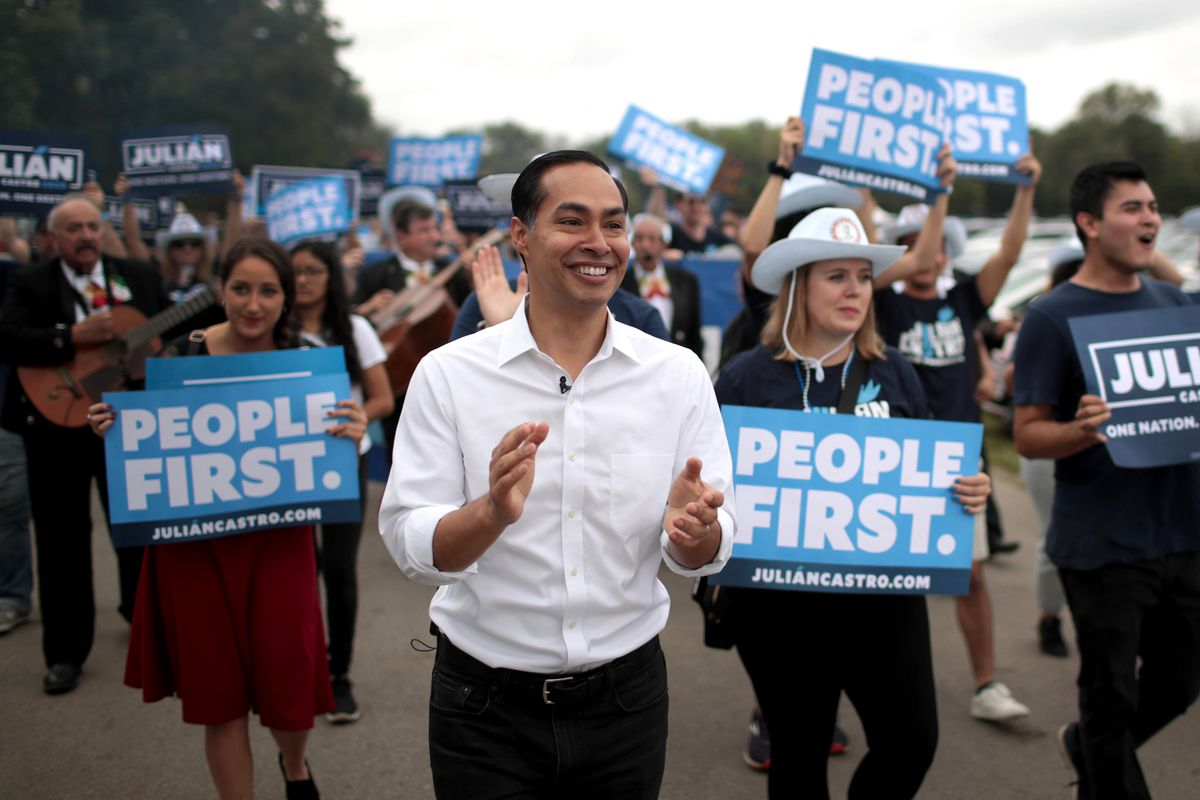 """Democratic presidential candidate Julián Castro released his """"People First Education"""" plan back in May and has been touting it this week."""