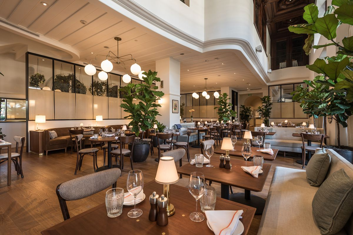 Geoffrey Zakarian Closes Georgie In Beverly Hills This