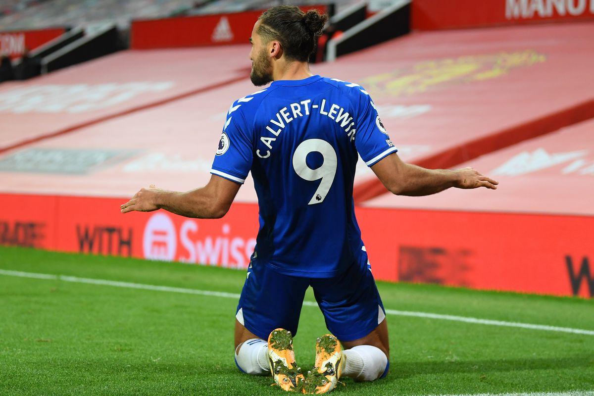 Dominic Calvert-Lewin - Everton - Premier League