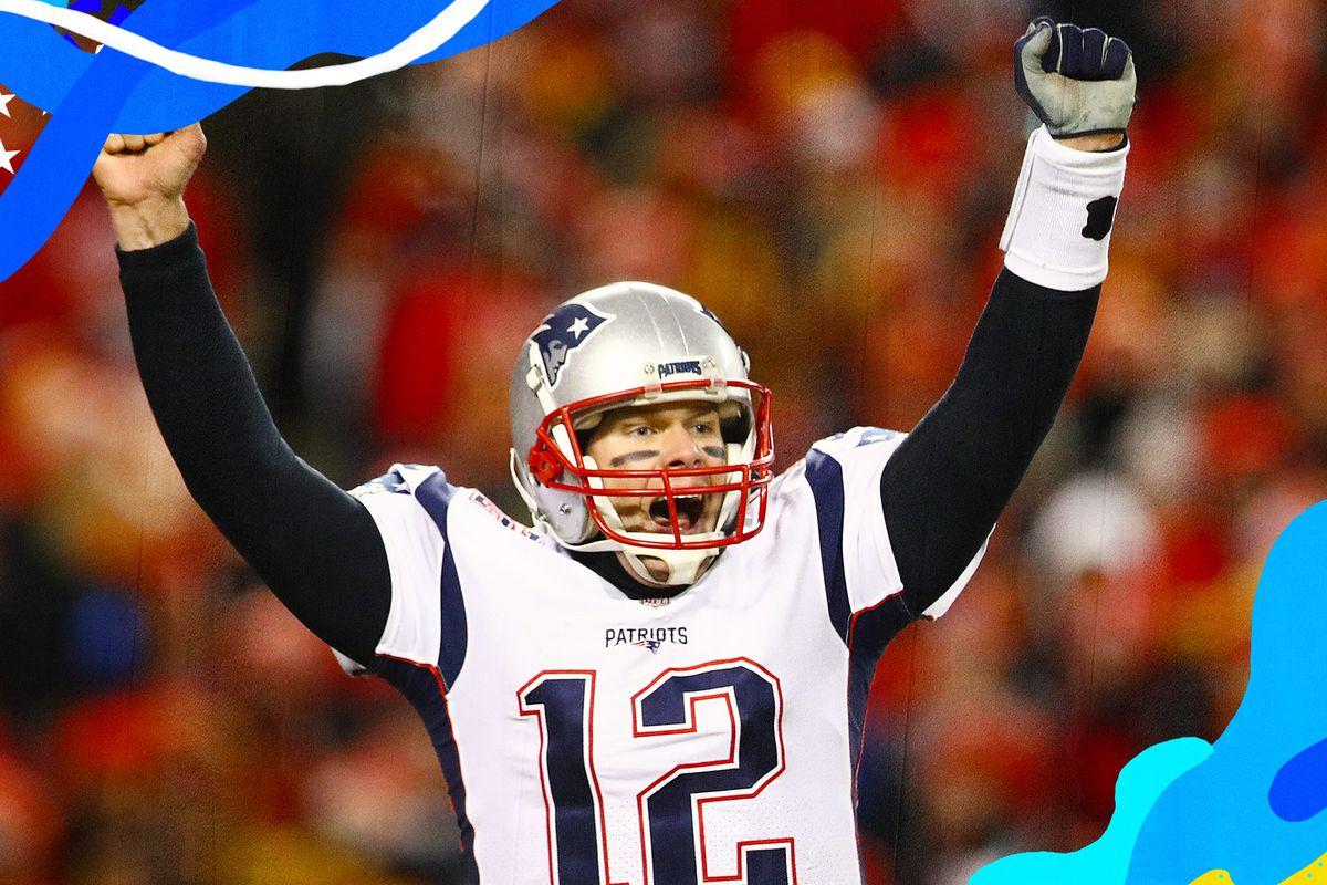Super Bowl 2019 Tom Brady S Absurd Nfl Career In 7 Lesser