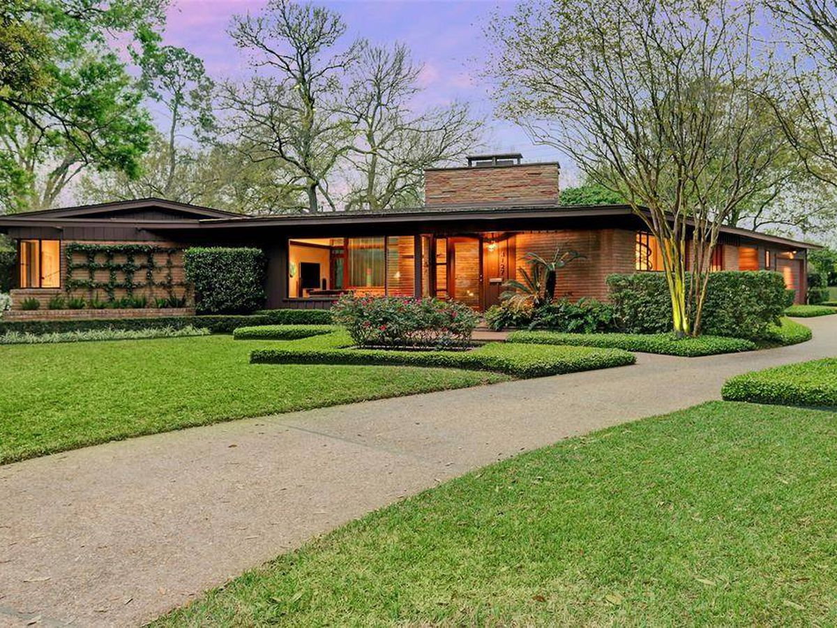 creative inspiration better homes and gardens realty. Updated midcentury home with backyard oasis wants 1 3M This was designed by  prolific Houston architects Lucian T Hood and Phillip G Willard Curbed Love The Best 100 Creative Inspiration Better Homes And Gardens Realty