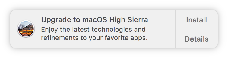 How to stop annoying High Sierra upgrade prompts in macOS - The Verge