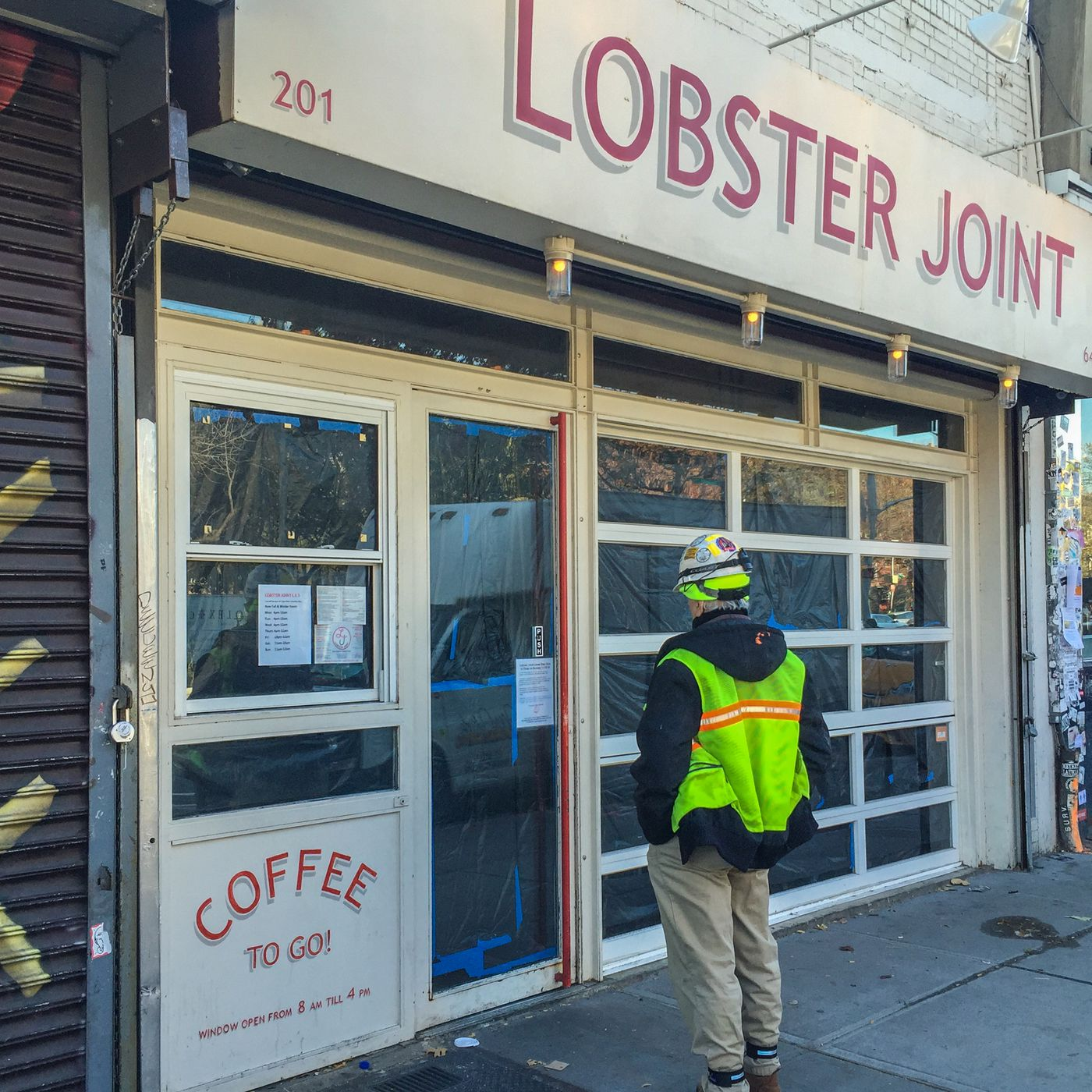 Lobster Joint Makes Way for Development ...