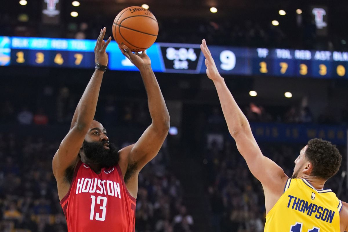 19a0764d7a2 James Harden s MVP moments of the 2018-2019 season - The Dream Shake