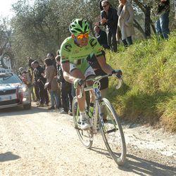 Moreno Moser attacks