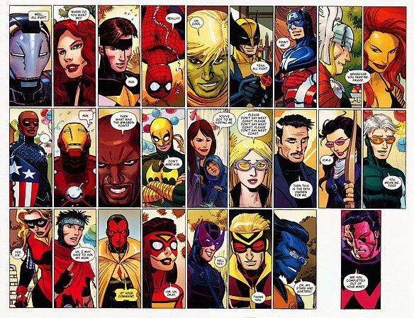 Avengers no. 1 (Marvel)