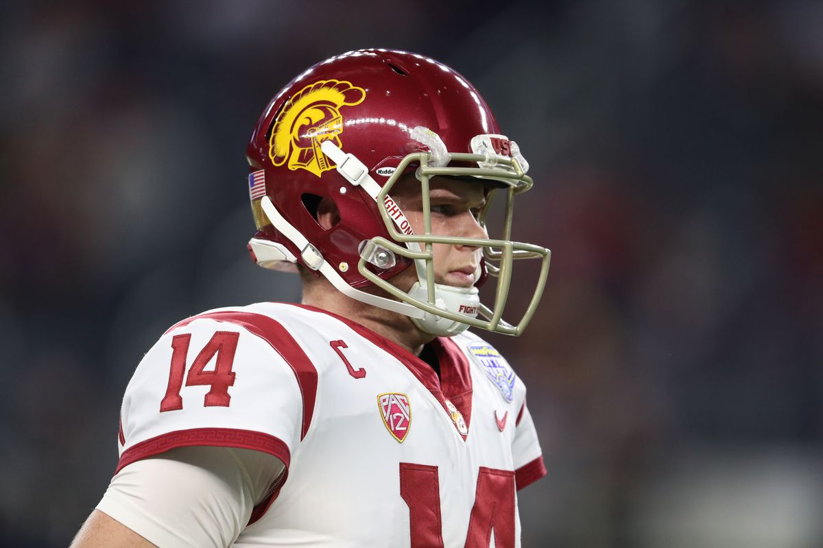 16c21db06bf Rumor  Broncos first-round options are Sam Darnold