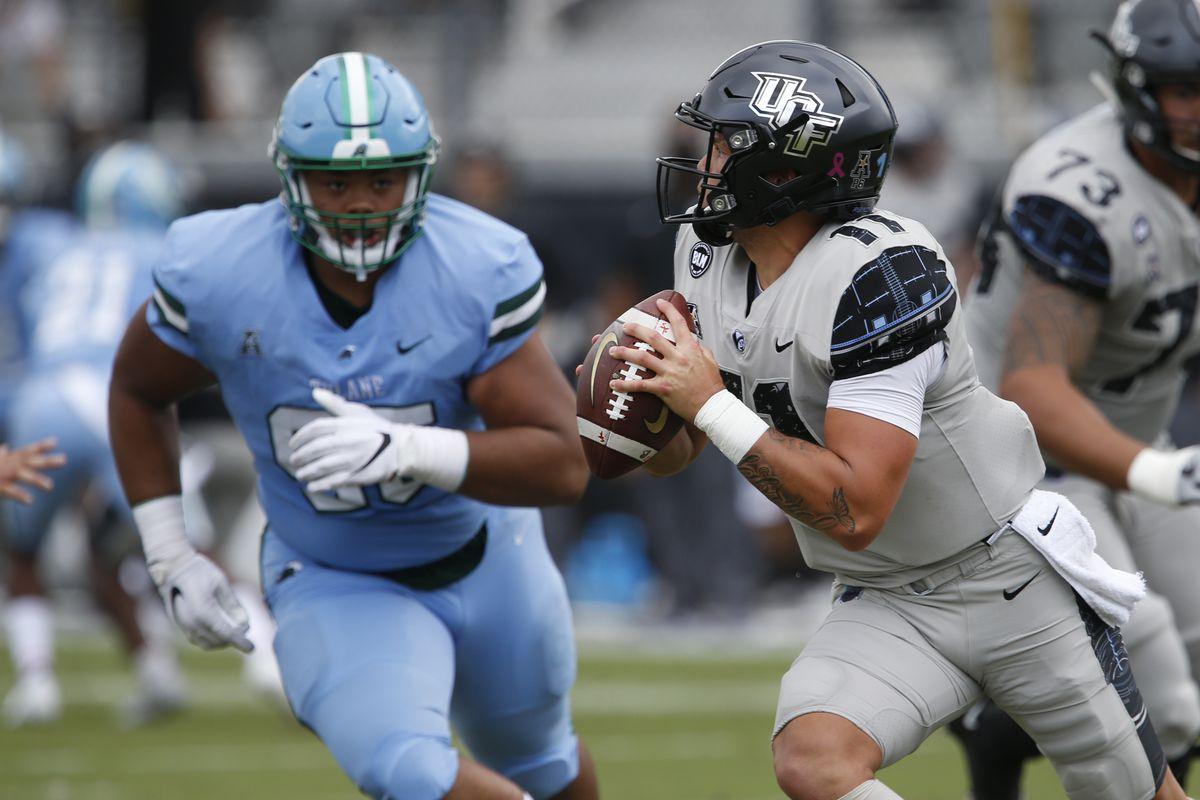 NCAA Football: Tulane at Central Florida