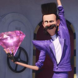 """Trey Parker joins the series as '80s obsessed villain Balthazar Bratt in """"Despicable Me 3."""""""