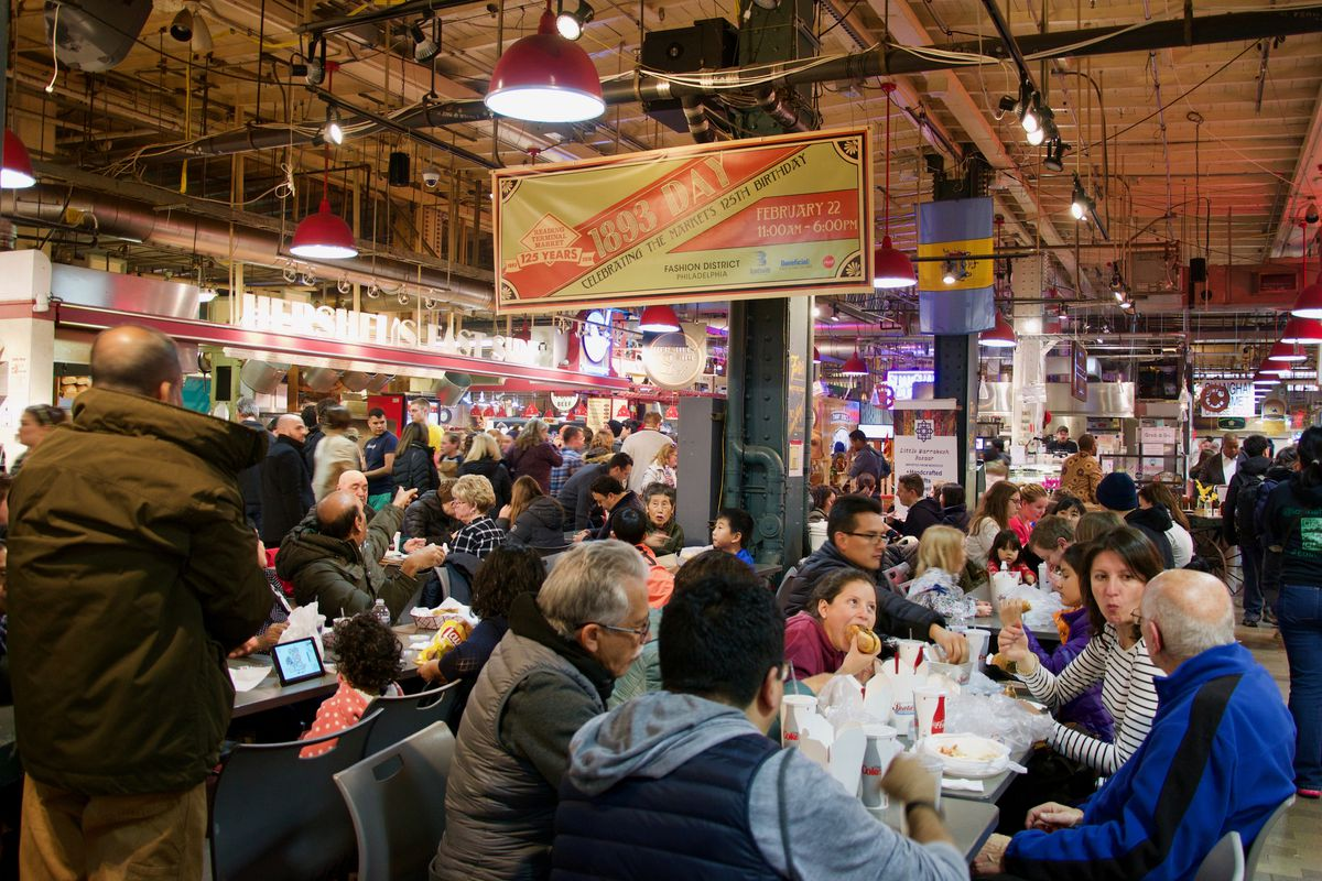 Where to Eat at Reading Terminal Market in Philadelphia - Eater Philly