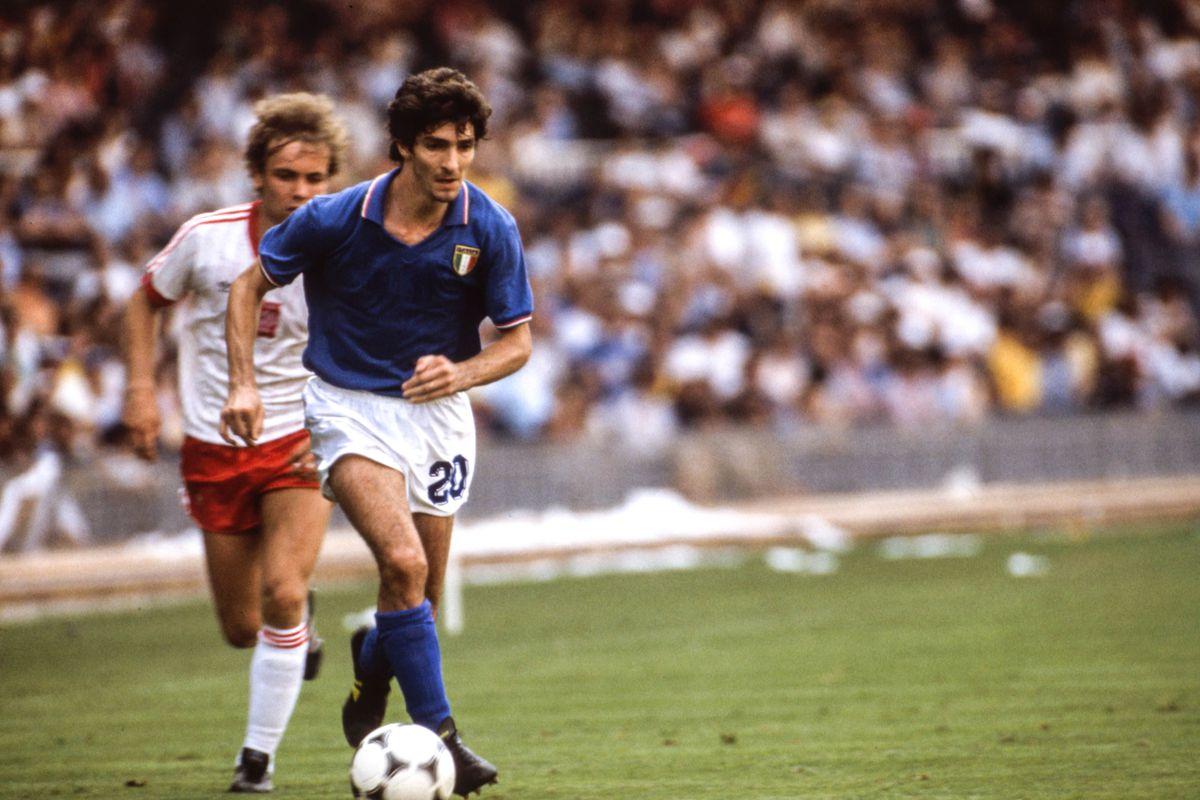 Italy v Poland - 1/2Final FIFA World Cup 1982