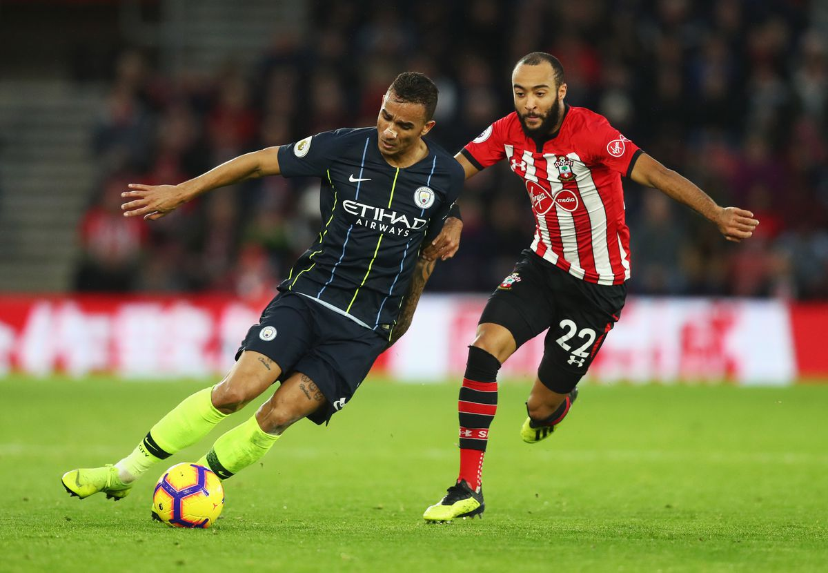 Southampton FC v Manchester City - Premier League