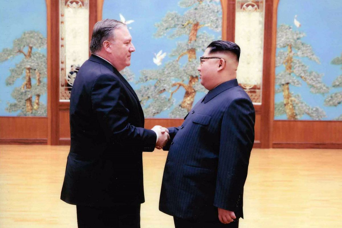 """Secretary of State Mike Pompeo said the US and North Korea are in """"complete agreement"""" ahead of the summit between President Donald Trump and North Korean leader Kim Jong Un."""