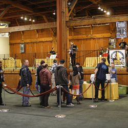 The Pliny line in the press hour: still there, but nowhere near as insane.