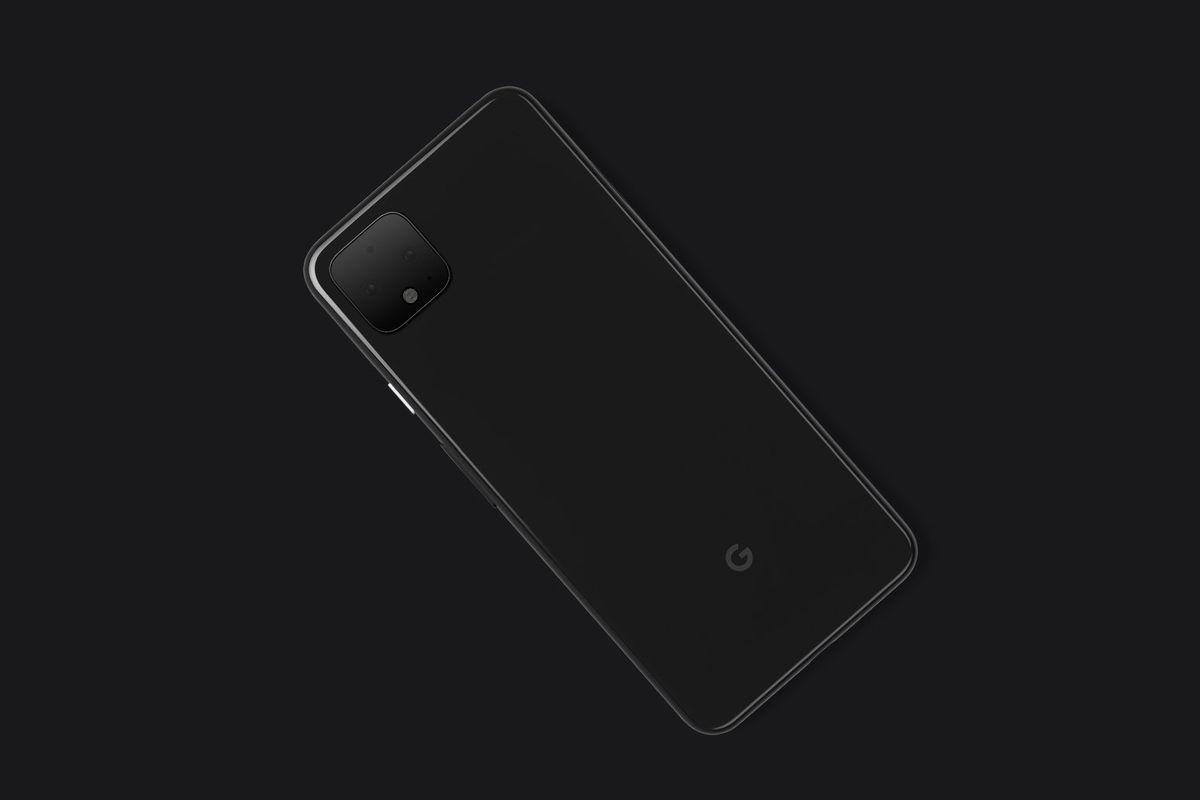 Pixel 4 teaser