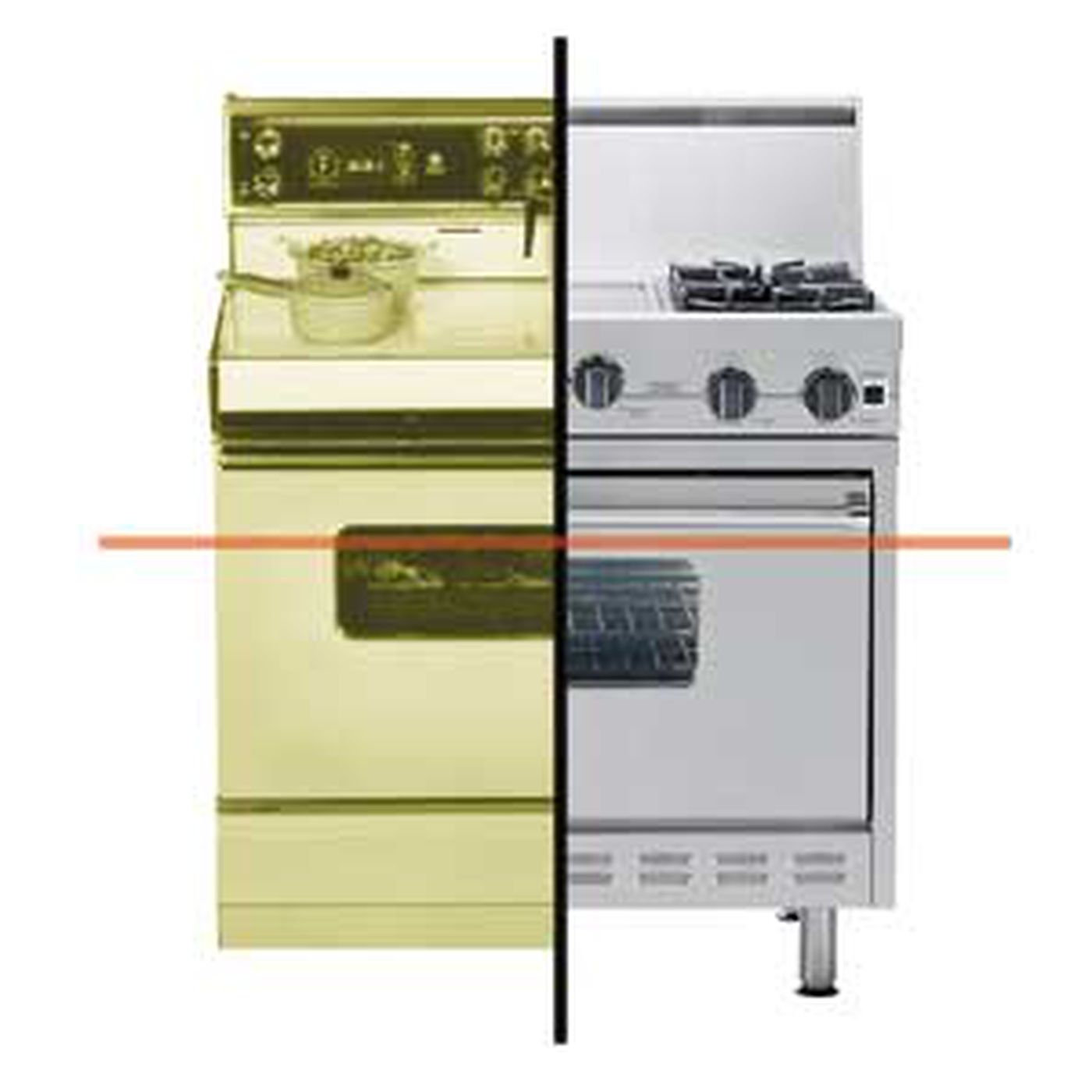 Stoves Cooktops And Ovens