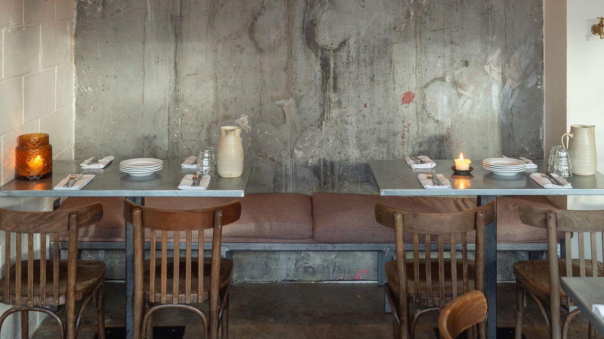 Restaurant design in London