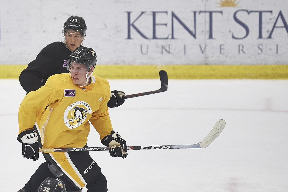 NHL: JUN 28 Pittsburgh Penguins Development Camp