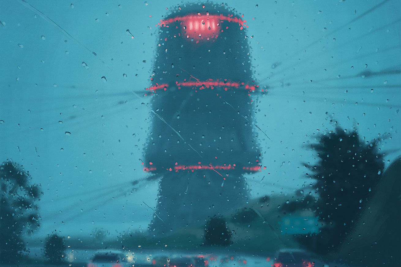 the directors of avengers infinity war just optioned simon stalenhag s the electric state