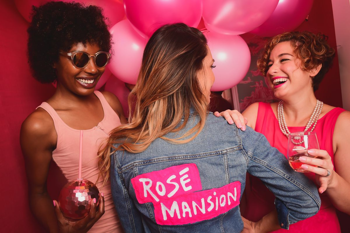 Rosé Mansion' Is the Next Instagram Bait Experience Opening
